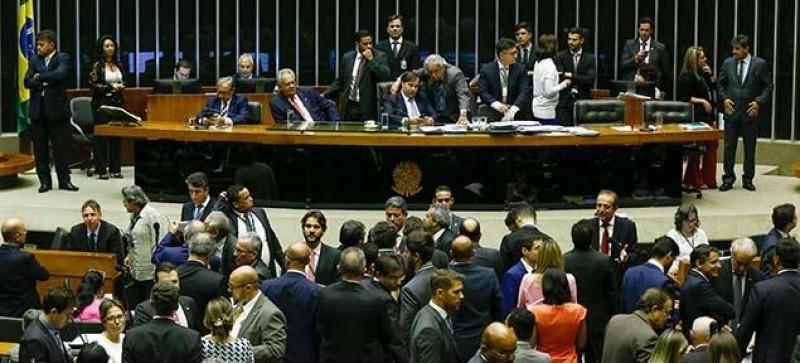 Plenário da Câmara aprova fundo público para campanhas