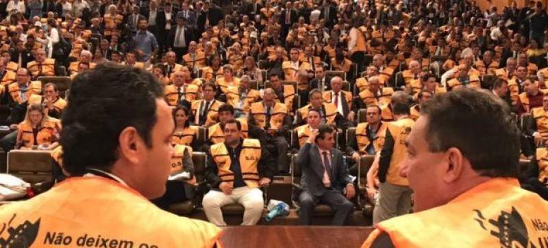 Temer garante à FAMEM R$ 83 milhões em recursos extras para os municípios do MA