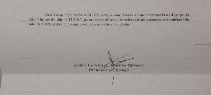 Vereadores de oposição podem dificultar a aprovação da LOA 2018 e prejudicar o município de Boa Vista do Gurupi