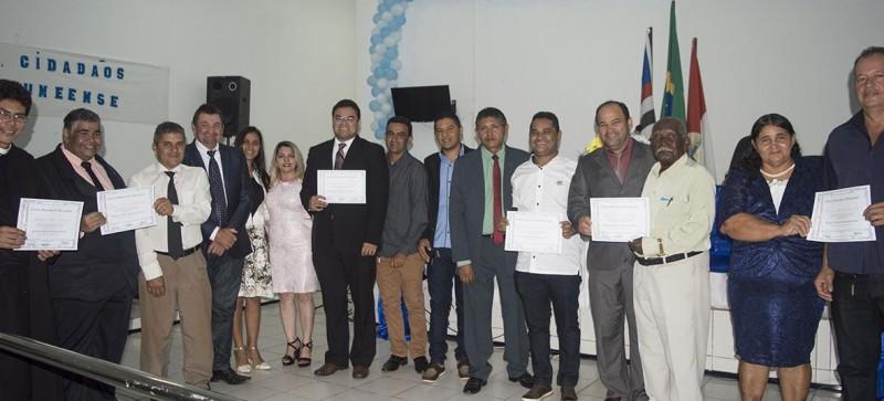 Câmara de Maracaçumé realiza sessão solene para entregar títulos de cidadãos maracaçumeenses