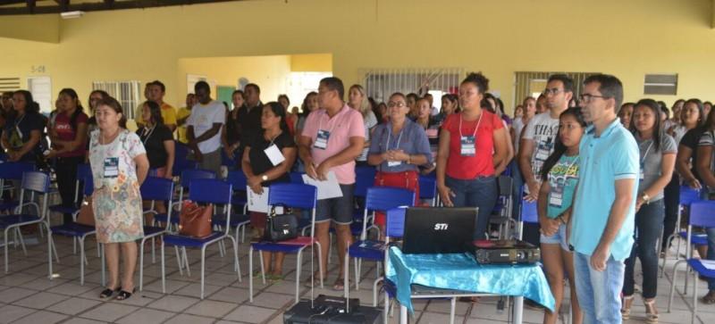 Conferência Municipal de Educação de Maracaçumé