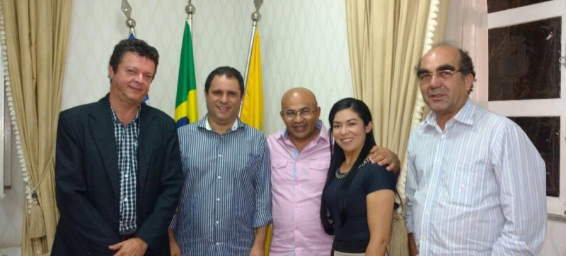 Mais parcerias para o fortalecimento da Educação de Boa Vista do Gurupi