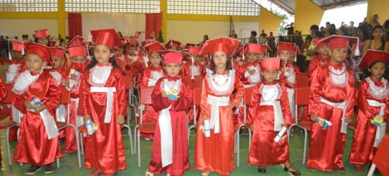 Maracaçumé: SEMED encerra as atividades da Educação Infantil