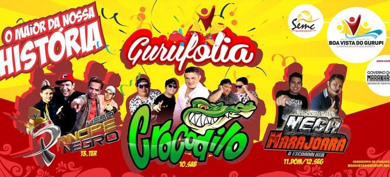 Carnaval de Boa Vista do Gurupi 2018 será o maior da história do município