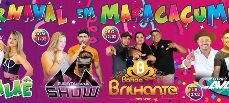 Carnaval de Maracaçumé inicia nesse sábado, 10
