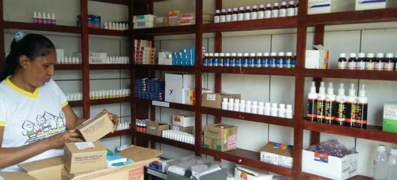 Farmácia Básica abastecida garante medicamentos básicos aos amapaenses que mais precisam