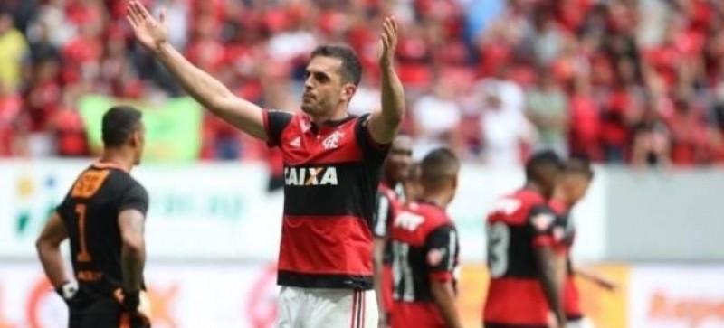 Flamengo ganha do Nova Iguaçu em Brasília com gol nos acréscimos