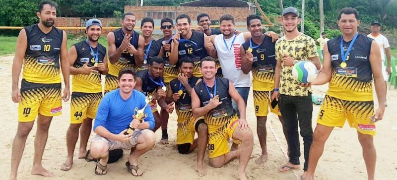 Melhor da BR: equipe de vôlei amador de Maracaçumé acumula vitórias e se consagra com uma das melhores