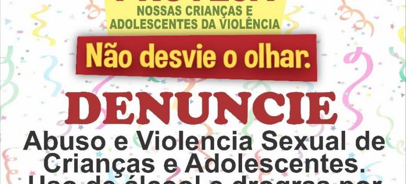 Prefeitura de Maracaçumé vai realizar mais uma Campanha de Proteção de Crianças e Adolescentes