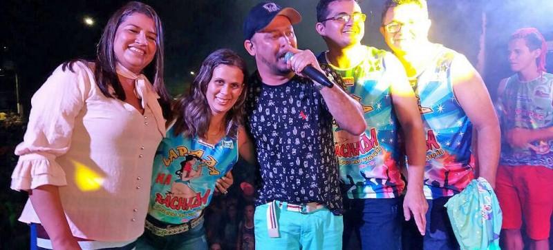 Última noite do Carnaval de Amapá do Maranhão leva foliões ao limite da alegria
