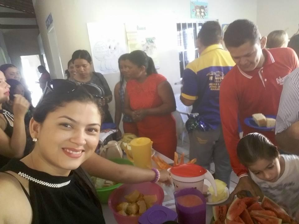 Escolas maracaçumeenses comemoraram o Dia dos Pais