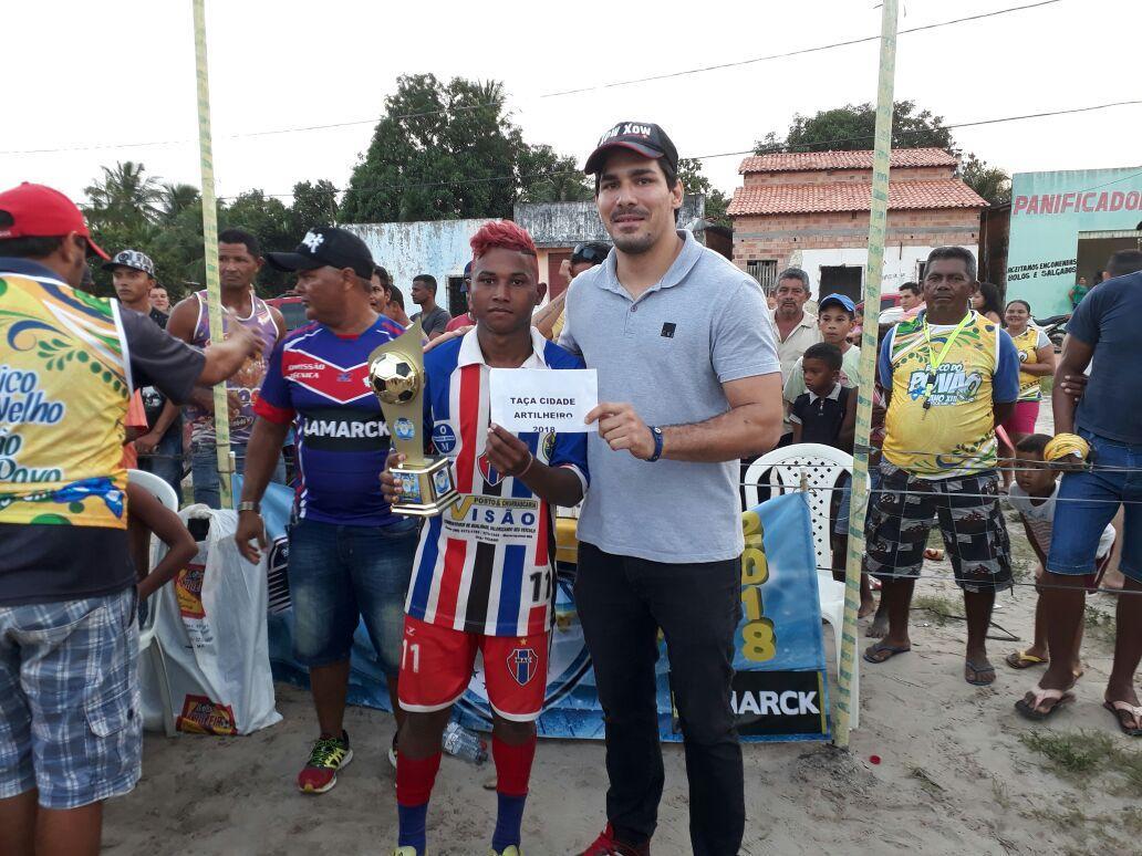 Lamarck informa: Atlético de Madrid vence a Taça Cidade e se consagra como o melhor time da competição