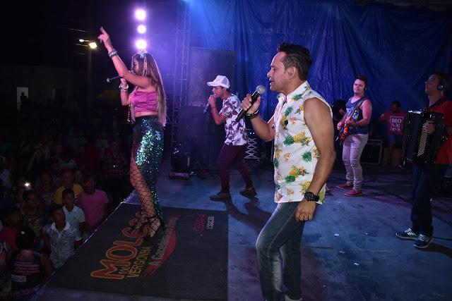 Junco do Maranhão é só alegria