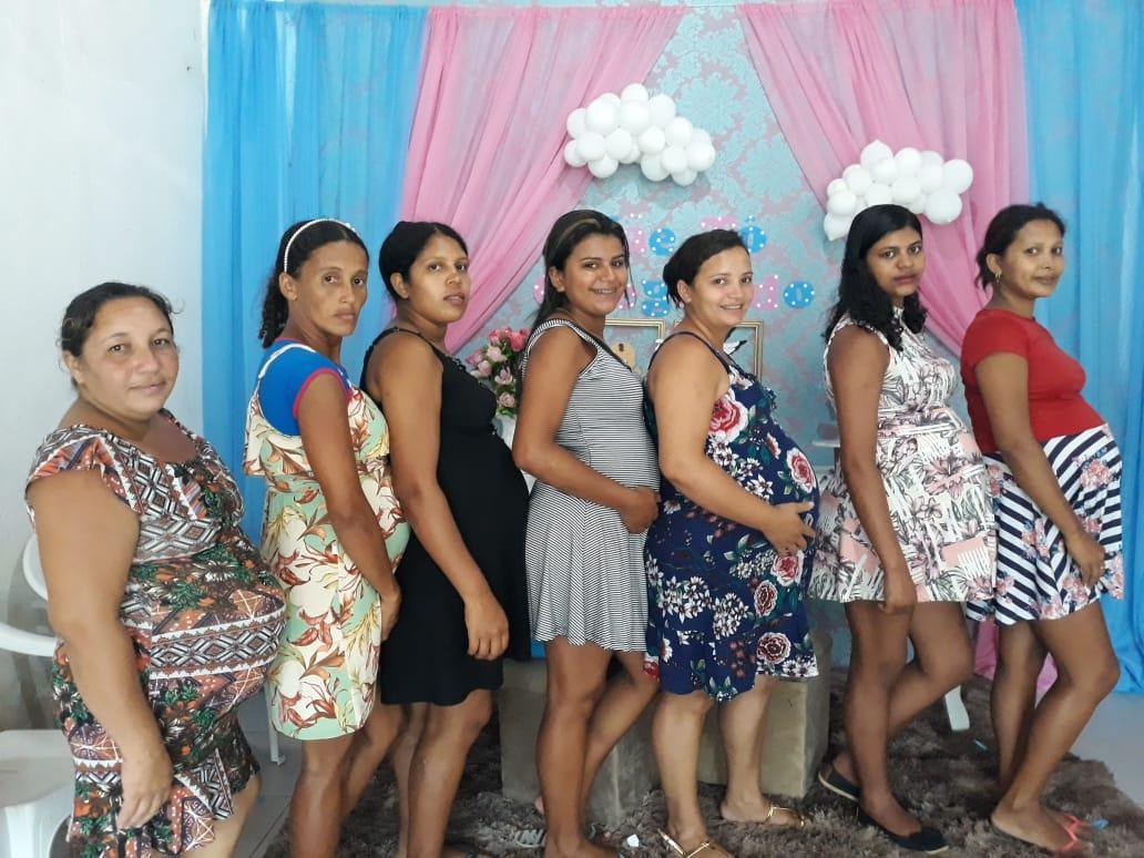 Prefeitura de Amapá do Maranhão realiza distribuição de enxovais para as gestantes