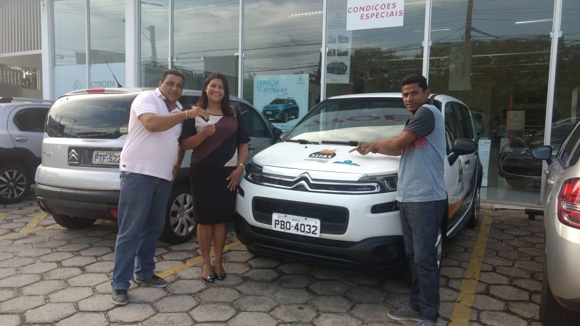 Amapá do Maranhão recebe um veículo 0 km para ações na Assistência Social
