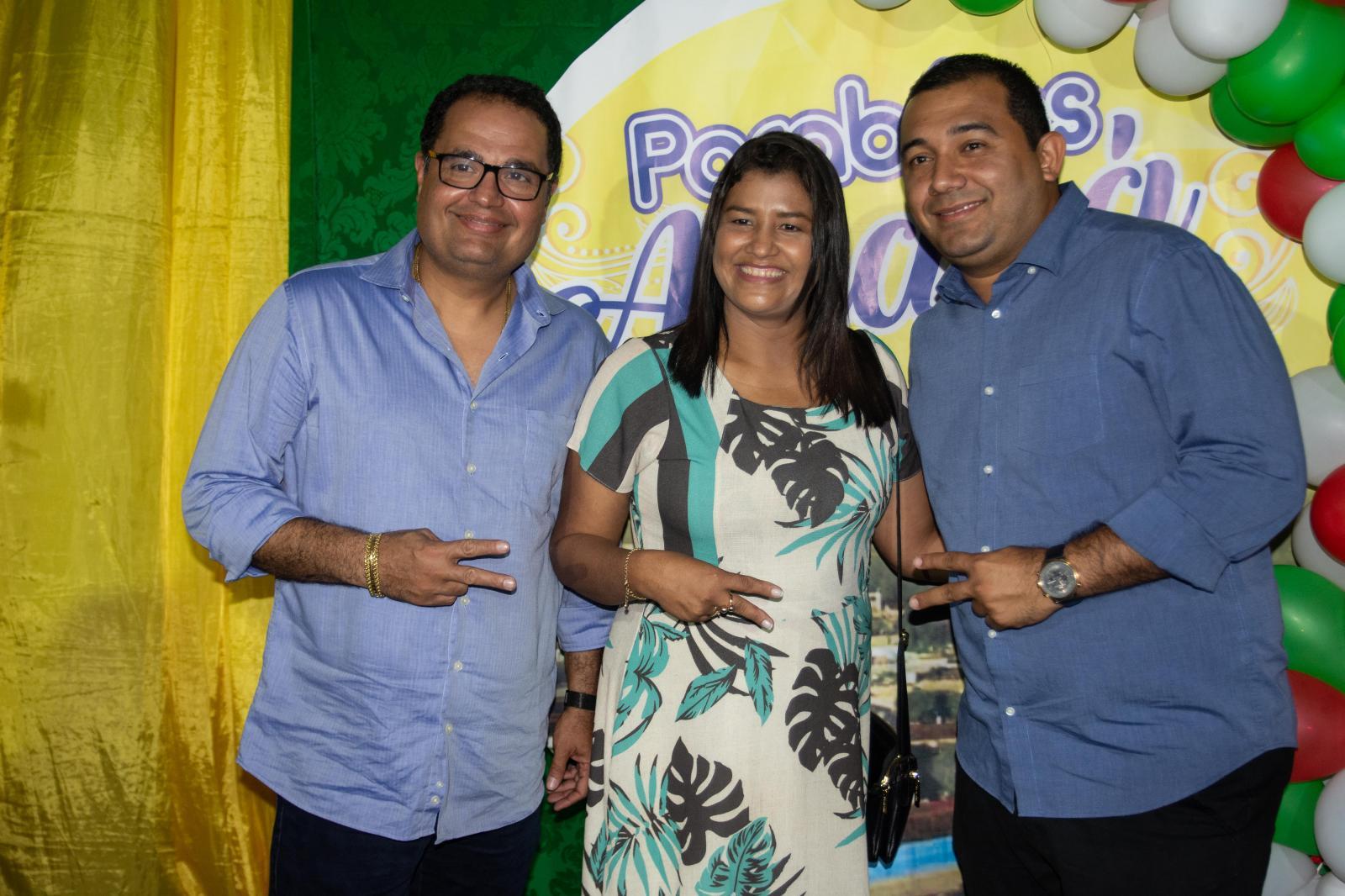 Amapá do Maranhão comemora 24 anos com shows e inauguração