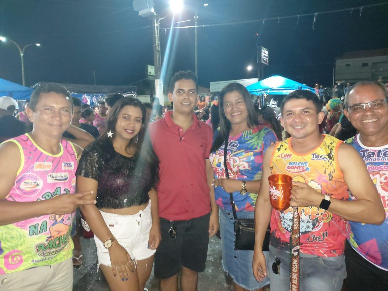 O Carnaval de Amapá do Maranhão foi diferenciado