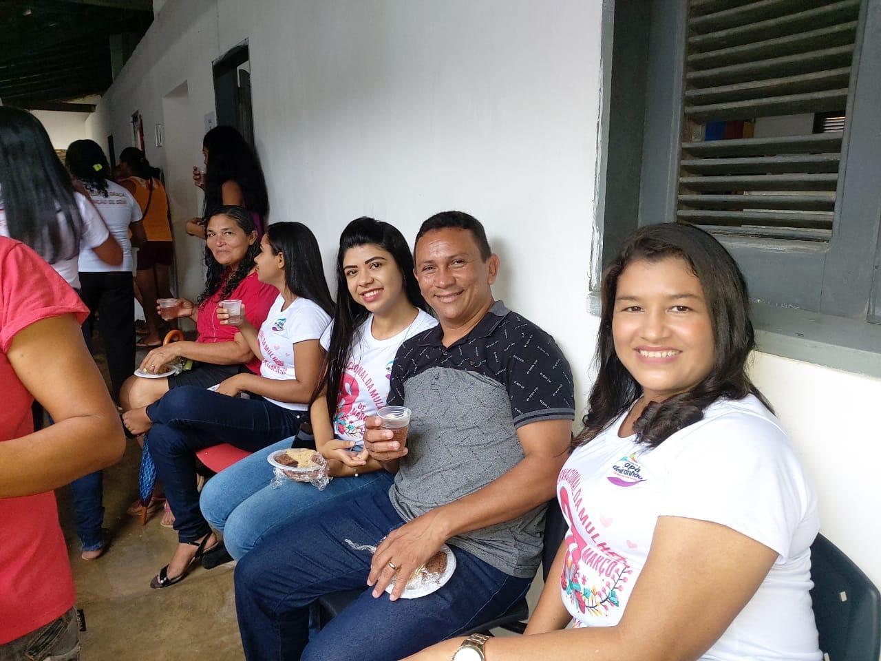 Dia da Mulher foi mais uma oportunidade para a Prefeitura de Amapá mostrar serviço