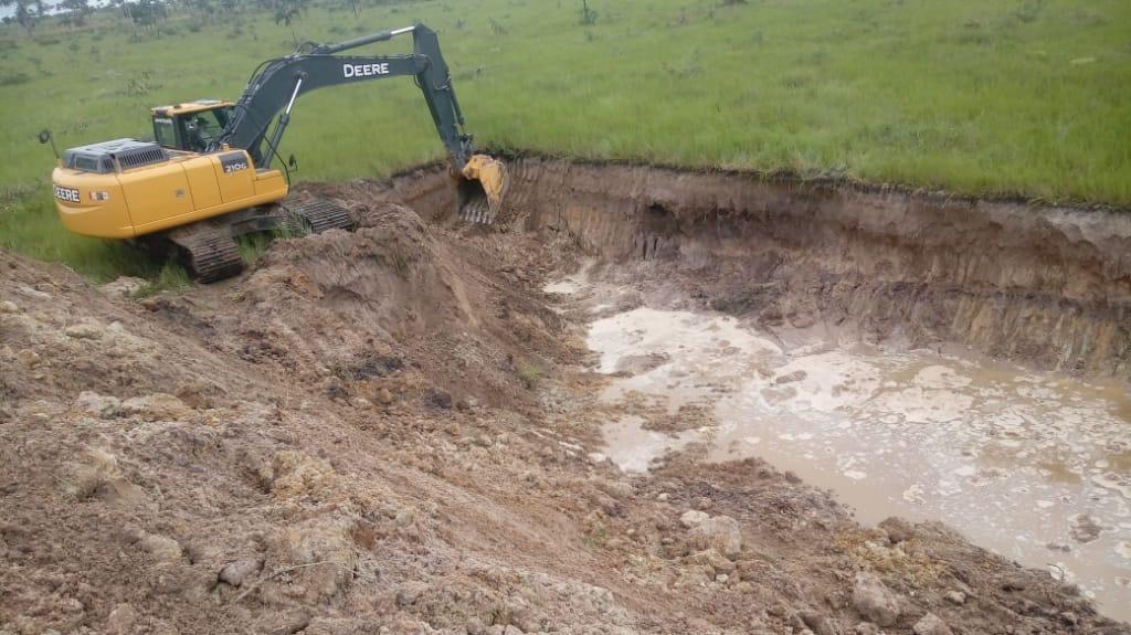 Prefeitura de Amapá do Maranhão aplica recursos na construção de açudes para famílias na Zona Rural
