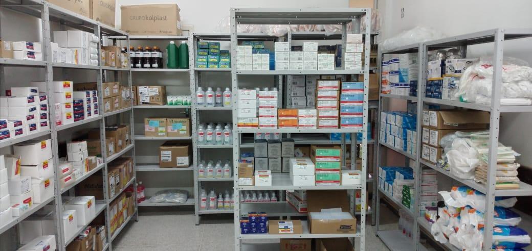 Farmácia básica abastecida e mais facilidade para os cidadãos amapaenses