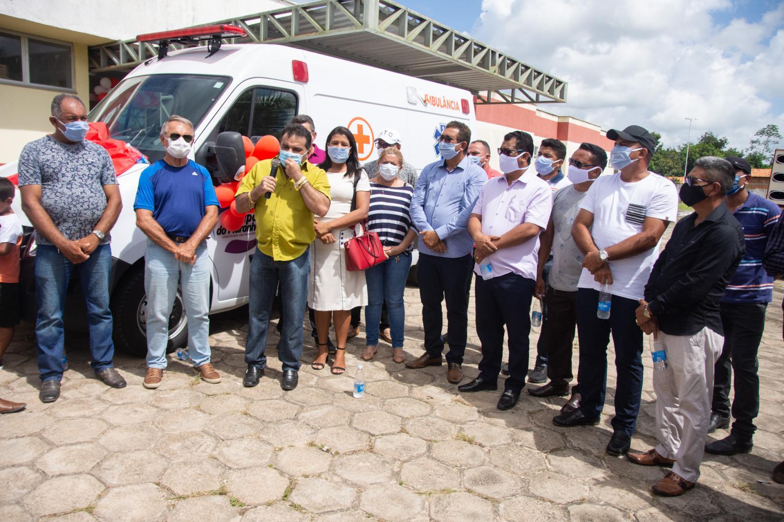 Mais uma ambulância à disposição dos amapaenses